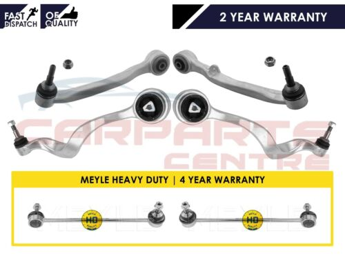 FOR BMW 5 E60 E61 Front Suspension Wishbone Track Control Arms Drop Links Bars