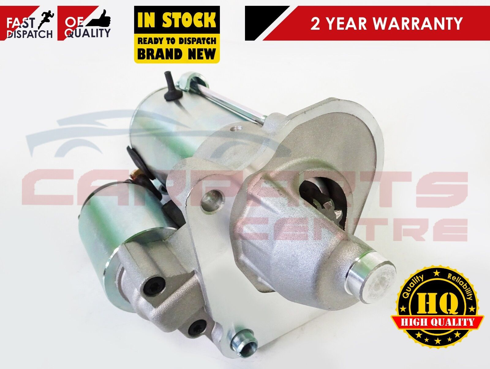 FOR FORD FOCUS MK2 C-MAX MPV 2.0TD TDCi BRAND NEW STARTER MOTOR OE QUALITY 2004