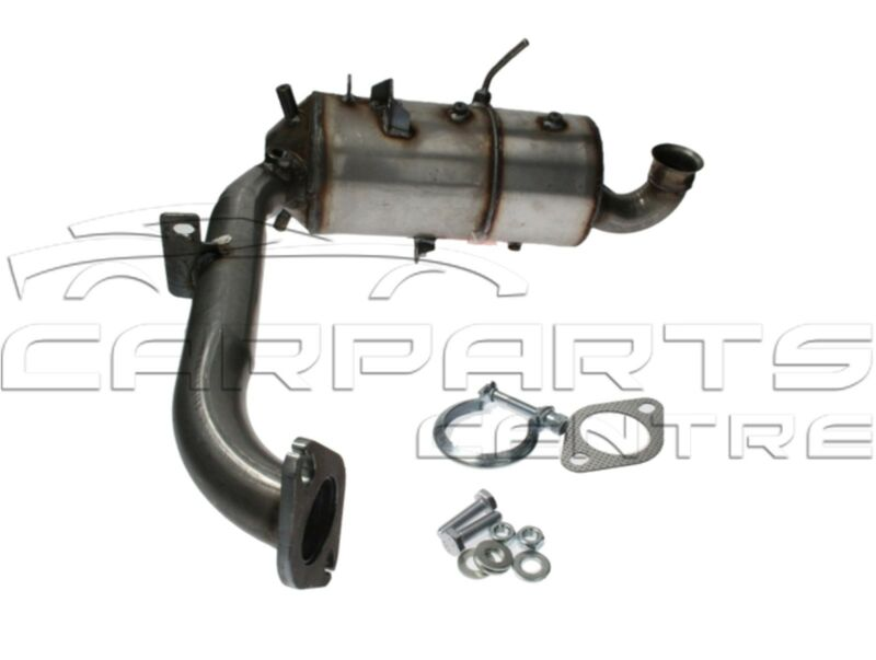 FOR FORD FOCUS MK2 1.6 TDCi 2005-02/2007 NEW DPF DIESEL PARTICULATE FILTER