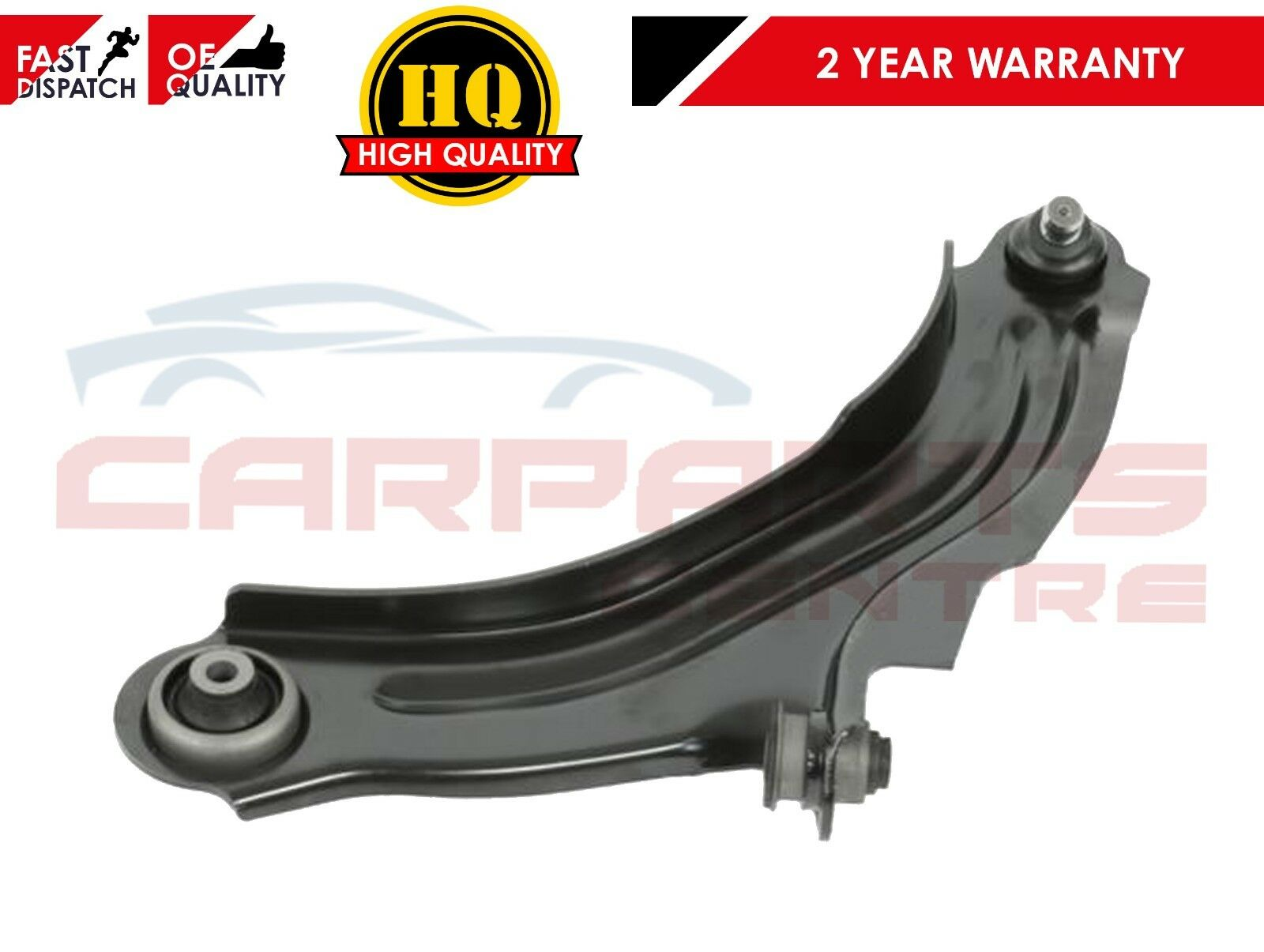 FOR RENAULT CLIO 2012-/> RIGHT LOWER WISHBONE SUSPENSION CONTROL ARM BALL JOINT