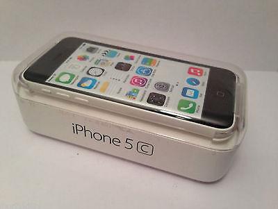 Apple iPhone 5c 8GB White (AT&T) Unlocked GSM LTE 4G Smartphone 5 c Brand New