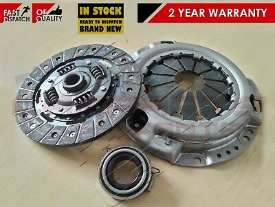 FOR TOYOTA COROLLA 1.4 VVTi BRAND NEW CLUTCH COVER DISC BEARING KIT 2002-2007