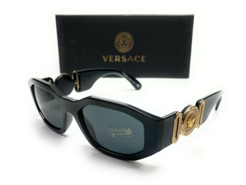Versace VE4361 GB1 87 Black Gold Men