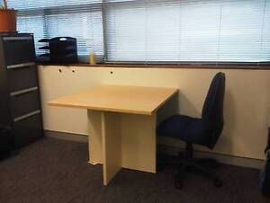 1 small square table Deakin South Canberra Preview