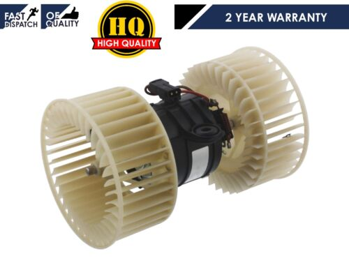 FOR RANGE ROVER MK3 L322 2002-2009 HEATER BLOWER MOTOR FAN WITH CLIMATE CONTROL