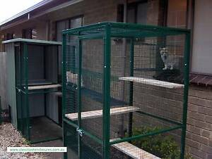 AUSSIE MADE CAT TOWERs / POWDER COATED / FOX PROOF Preston Darebin Area Preview