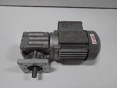 Sew-eurodrive Gear Motor 3 Phase Wf10dt56m4