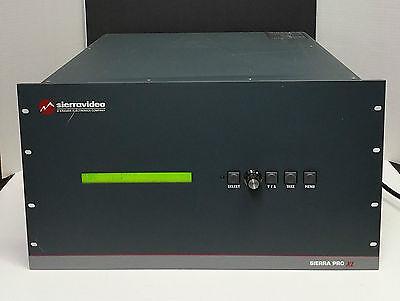 Sierra Video Systems Pro XL 1616V5S