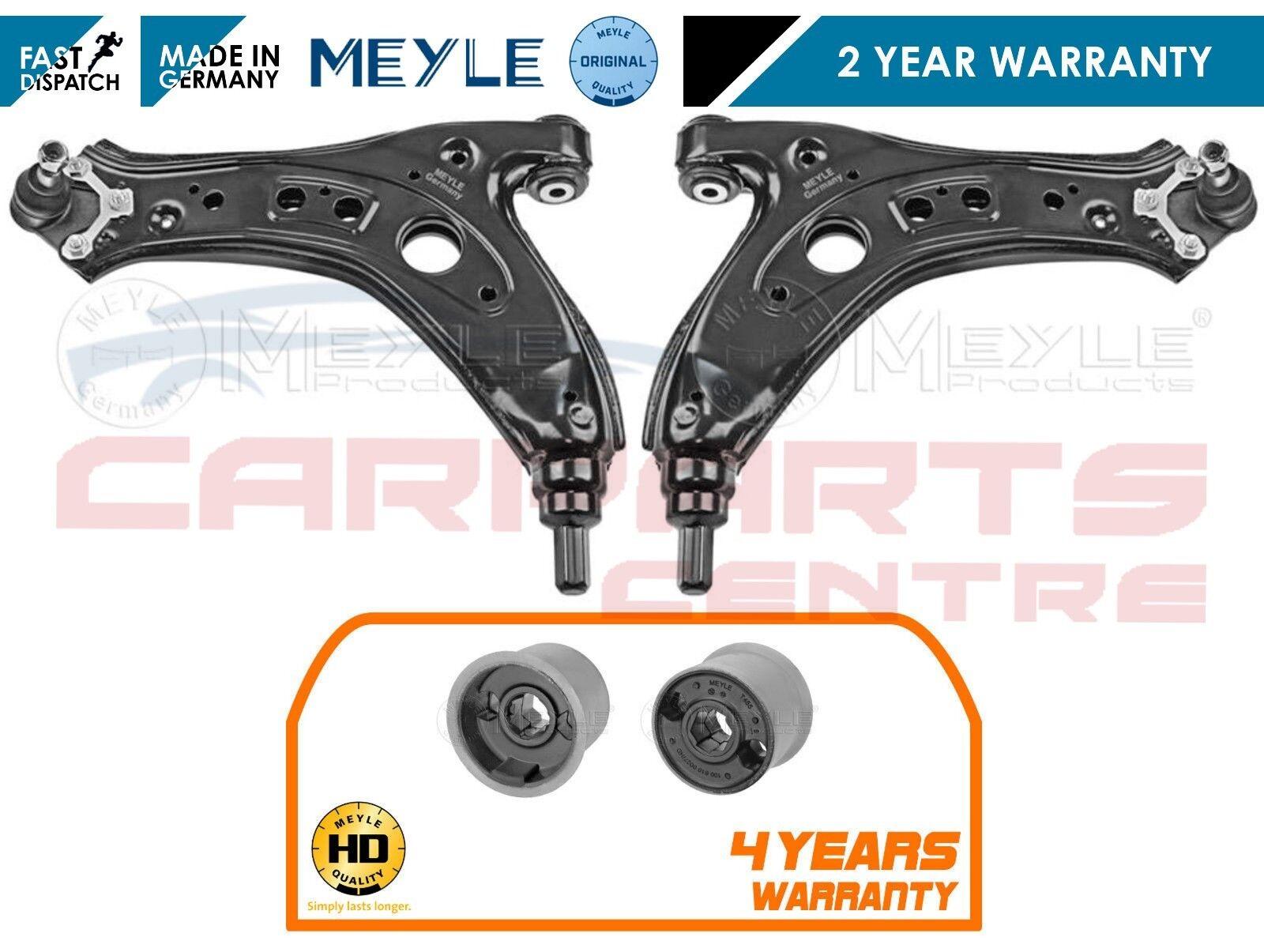 Pour vw polo 9N 02-09 avant inférieur gauche suspension wishbone bras contrôle ball joint