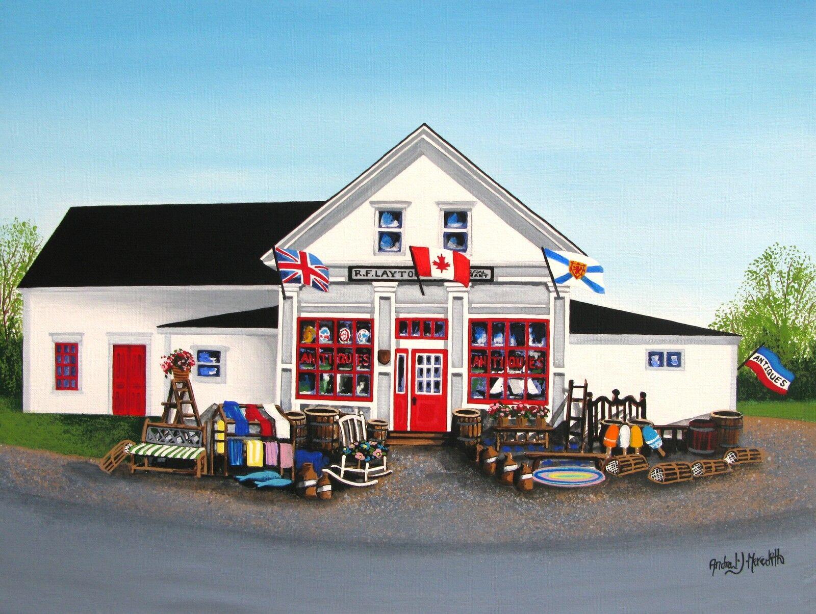 Great Village Antiques Exchange