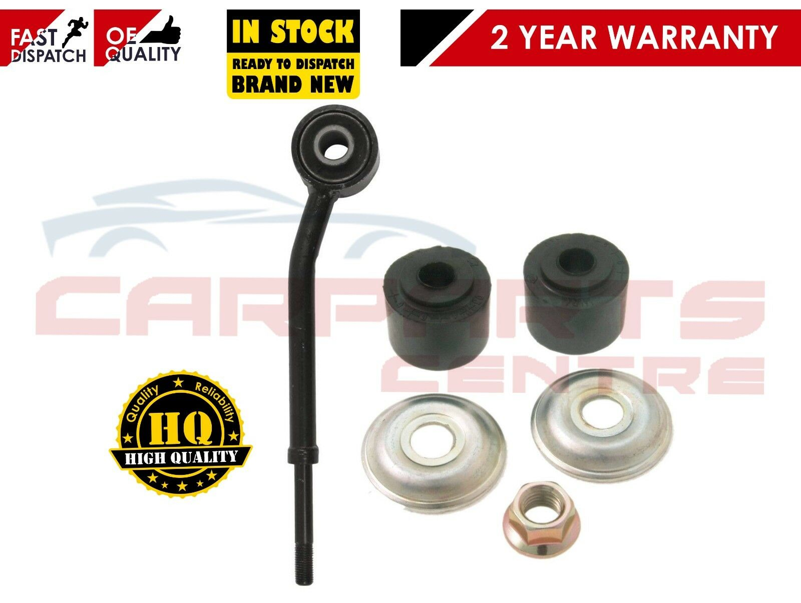 Anti Roll Bar Link fits BMW M3 E46 3.2 Rear Left or Right 00 to 07 Stabiliser