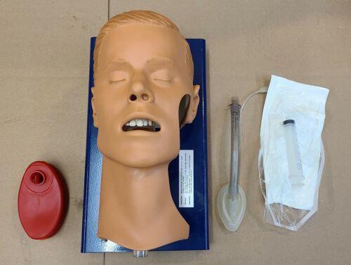 Ambu Intubation Airway Management Trainer, Type 000186000 + case & accessories