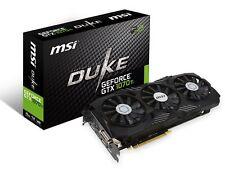 MSI GeForce GTX 1070 Ti DUKE 8G Graphics Card, PCI-E x16, SLI and VR Ready