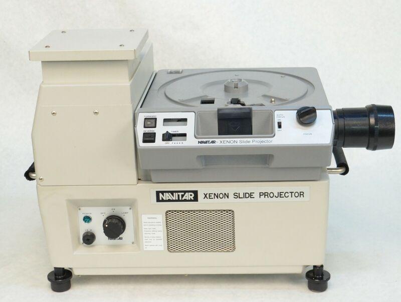 Navitar Xenon 560 AF High Intensity Slide Projector w/ Cord 560AF 1