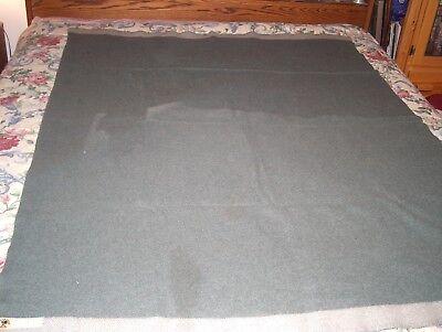 """Vintage """"Motecht Door MitIn"""" Wool Blanket - DUTCH MADE"""