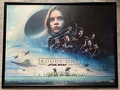 Rogue One: A Star Wars Story Original Quad Poster