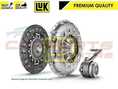 HYUNDAI TUCSON 2.0 CRDi DIESEL 04-10 LuK CLUTCH COVER DISC HYDRAULIC BEARING KIT