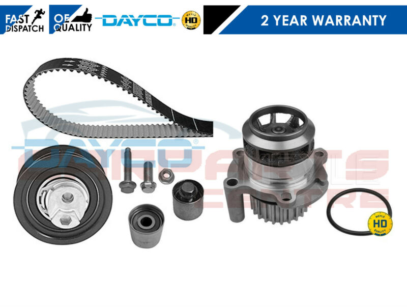 AUDI A1 A3 TT 2.0 FSI GENUINE DAYCO TIMING BELT KIT GERMAN MEYLE HD WATER PUMP