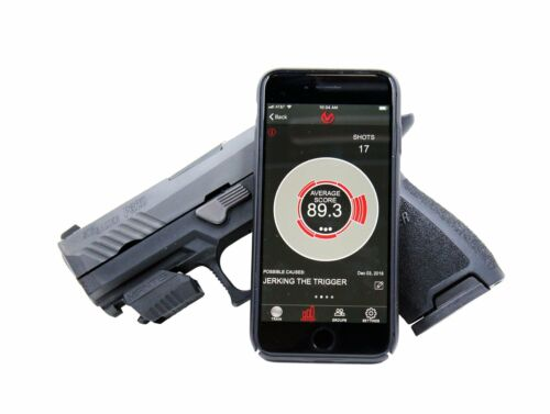 Mantis X10 Shooting Performance System - Train Smarter, Improve Faster!