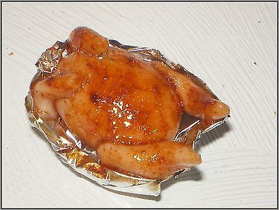 Grillhähnchen  -   Miniatur für die Puppenstube 1.12