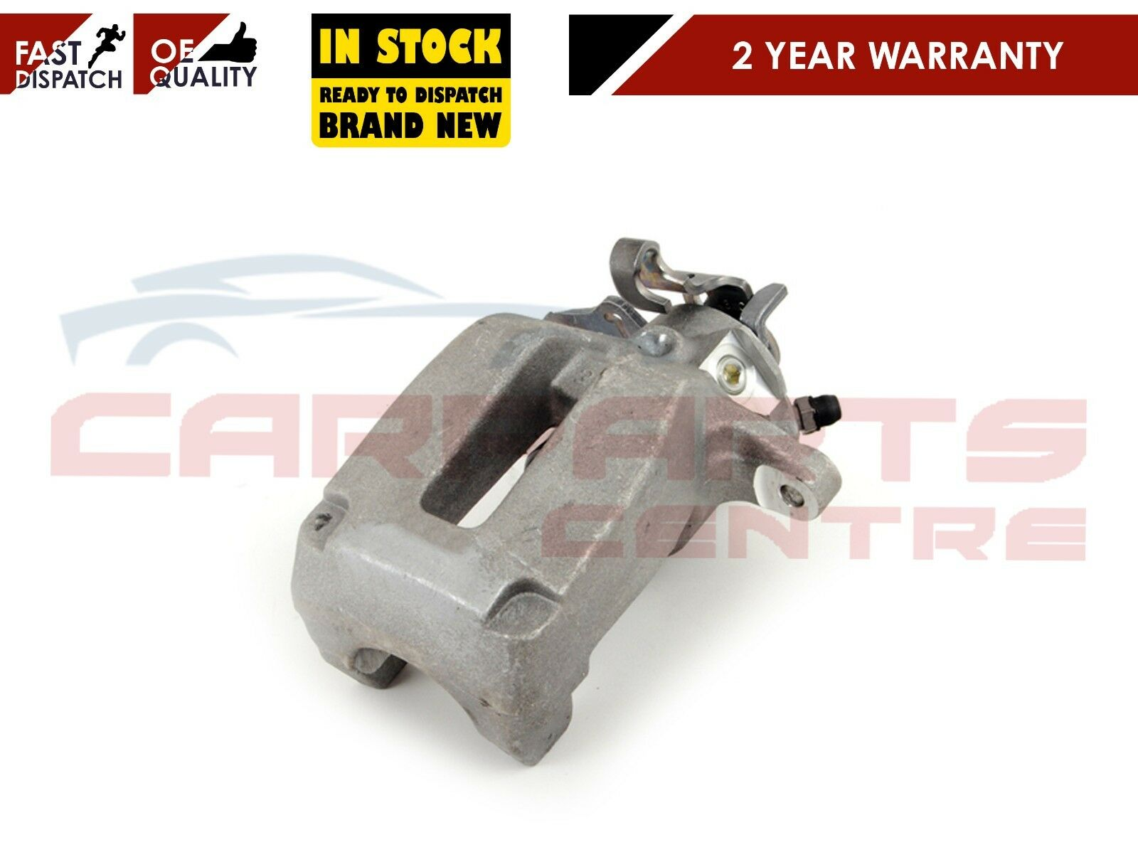 Driverside No Brand New Skoda Octavia 1 Rear Brake Caliper Right 1J0615424E