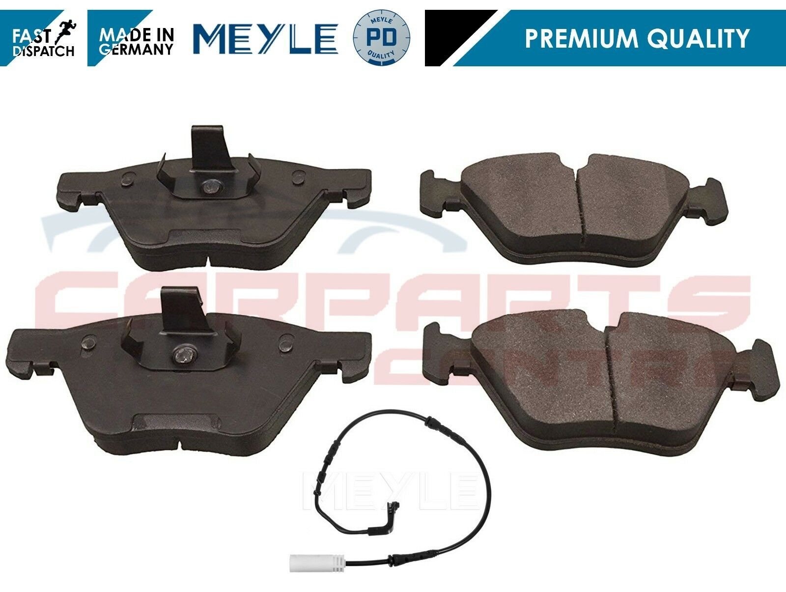 New Fits BMW 1 Series E87 118D Genuine Mintex Rear Brake Pads Set