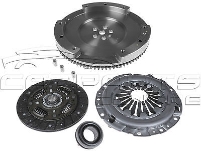 FOR HYUNDAI GETZ 1.1 12V NEW SOLID FLYWHEEL CLUTCH COVER DISC BEARING KIT 02-11