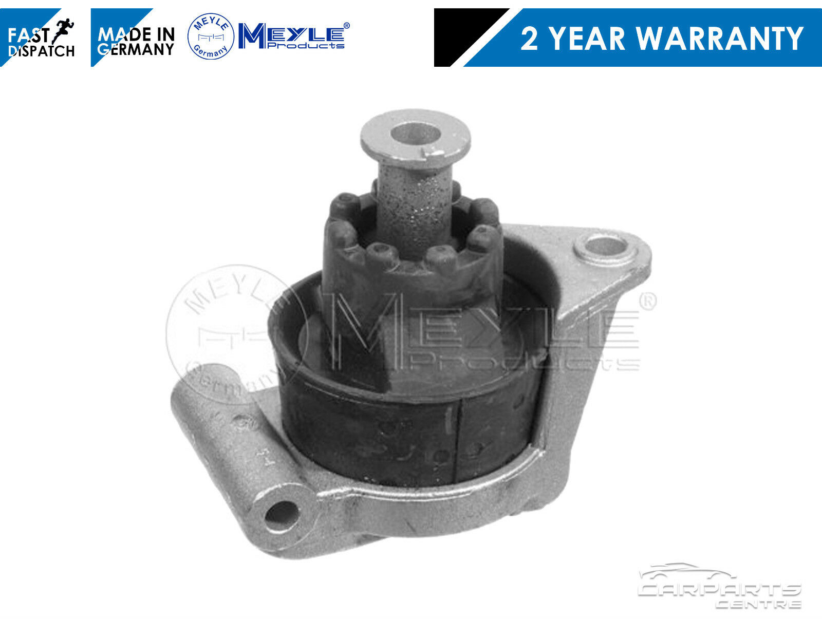 FOR VAUXHALL//OPEL ASTRA MK4 MK5 ZAFIRA 98-14 REAR ENGINE MOUNT MOUNTING DAMPER