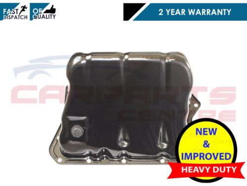 FOR SMART CAR ENGINE OIL SUMP PAN & PLUG A160 014 00 02 1600140002 OE QUALITY