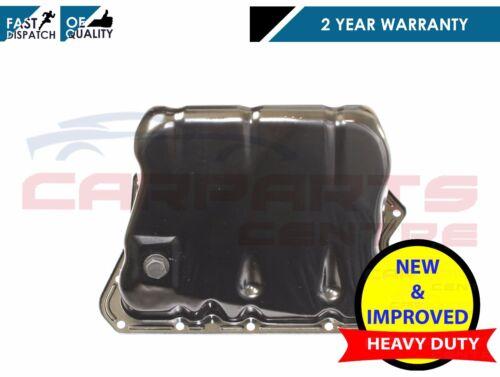FOR SMART CAR ENGINE OIL SUMP PAN & PLUG A160 014 00 02 1600140002 OE QUALITY