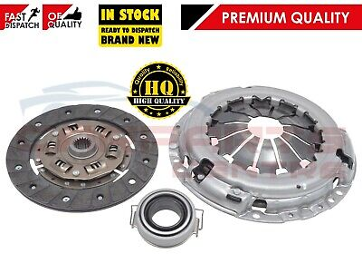 FOR TOYOTA YARIS 1.0 1KR-FE PREMIUM QUALITY CLUTCH COVER DISCS BEARING KIT