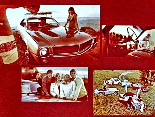 1969 AMC - AMX - Javelin Sell Young Film - CD MP4 OR DVD Format