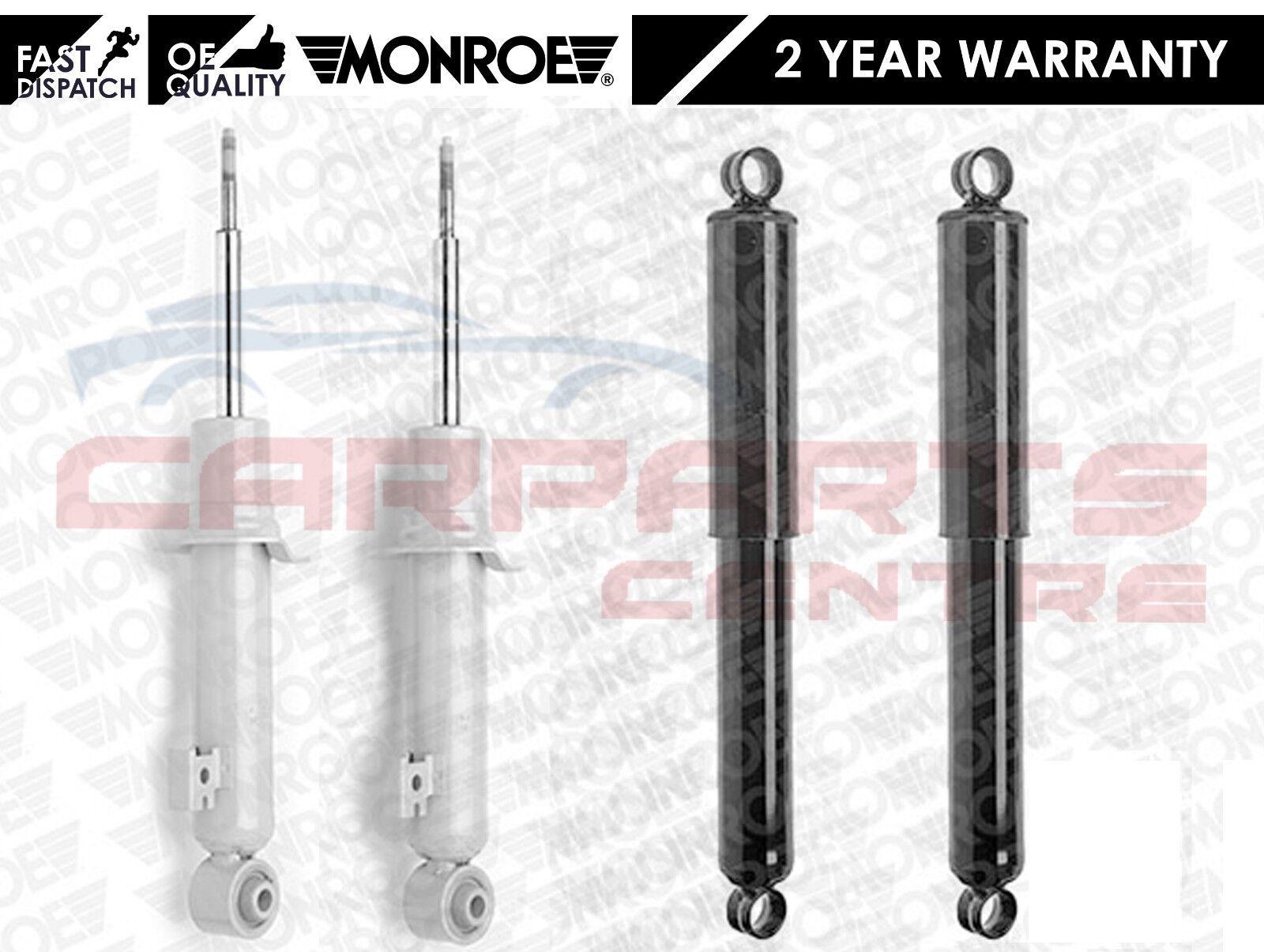 2 Year Warranty Single Shocker Premium OE Quality Front Shock Absorber