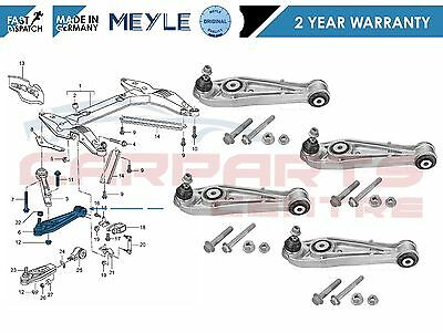 FOR PORSCHE 911 996 997 BOXSTER CAYMAN REAR TRACK ROD CONTROL ARM 99633104505