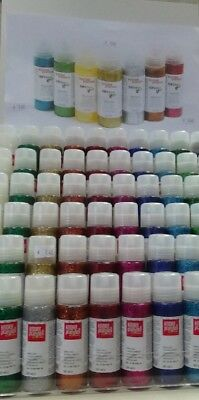 Glitter-Glue Glitzer-Klebstoff Knorr Prandell 50ml Glimmer Glitzer-Farbe