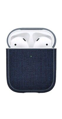 AirPods Case  ONLY - Incase With Woolenex Navy Blue /Cobalt