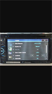 ^** PIONEER IN DASH DVD DECK WITH BLUETOOTH