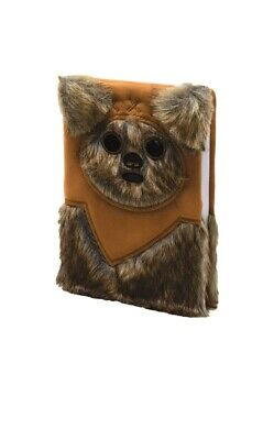 Star Wars Ewok Plush Furry A5 Premium Notebook