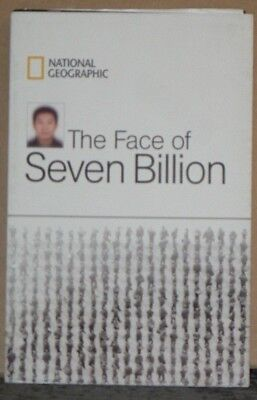2011 National Geographic Insert The Face of Seven Billion