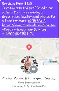 Handyman Services Marsden Logan Area Preview