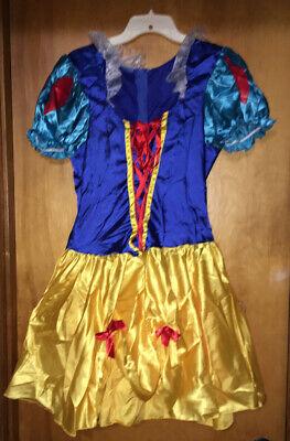 Plus Size Snow White (WOMEN'S PLUS SIZE CLASSIC SNOW WHITE COSTUME SIZE 1x 2x Spirit)
