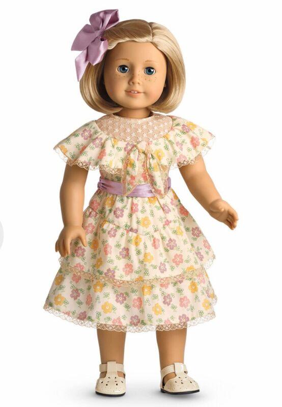 NIB American Girl Kit Summer Dress Set Retired NEW in Box