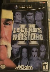GameCube Legends of Wrestling 2