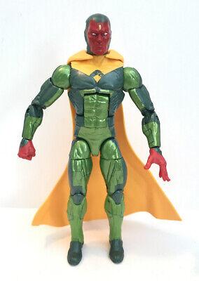 """Marvel Legends 6"""" Vision from Hulkbuster BAF Build a Figure Wave The Avengers"""