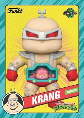 Funko Teenage Mutant Ninja Turtles TMNT - KRANG - Digital NFT Mint #2641