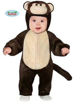 er Affe Kostüm Kinder Schimpanse Anzug Fg (Affe Kostüm Kleinkind)