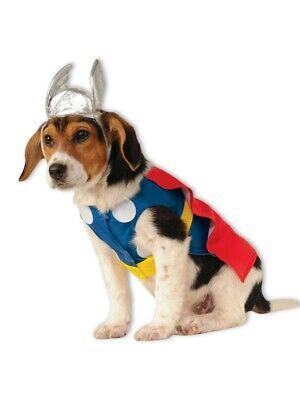 Rubie's Pet Shop Thor Costume-Free - Thor Kostüm Hund