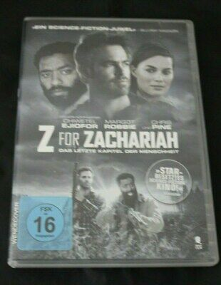 Z for Zachariah -DVD- (Chris Pine Margot Robbie) ()