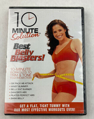 10 Minutes Solution Best Belly Blasters = 10 Minute Workouts to Trim