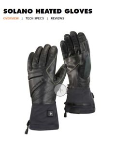 Gants chauffants Black Diamond Large